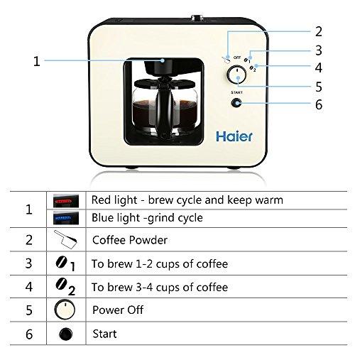 coffee espresso machine with grinder