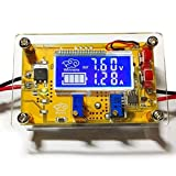 5A DC-DC Adjustable Step Down Power Supply Module Constant Voltage Current Dual LCD Display Screen - Arduino Compatible SCM & DIY Kits