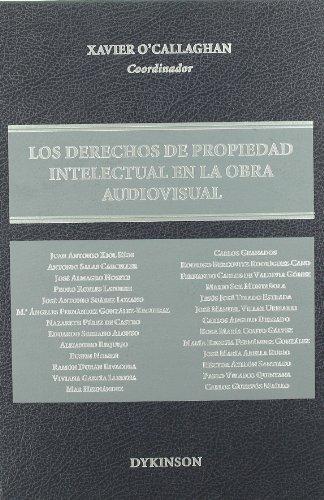 Los derechos de propiedad intelectual en la obra audiovisual / Intellectual property rights in the audiovisual work (Spanish Edition) by Dykinson Sl