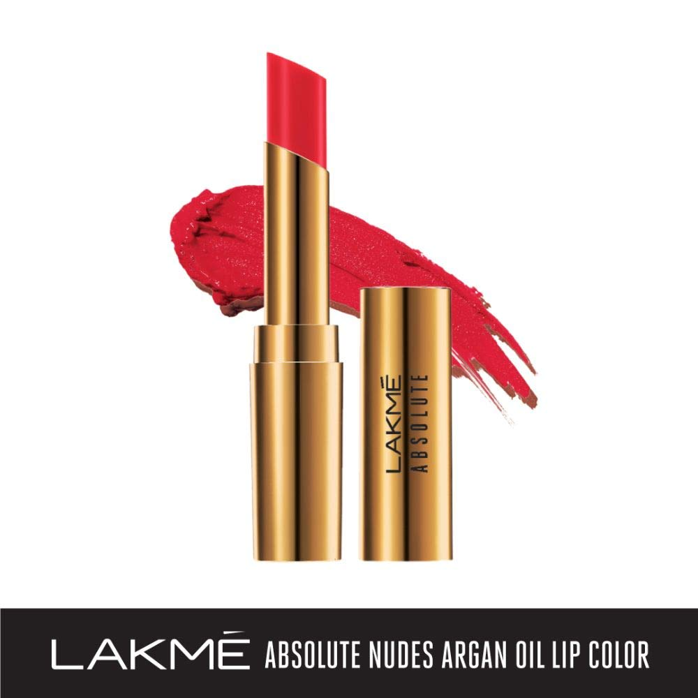 Lakme-Absolute-Argan-Oil-Lip-Color-Long-Lasting-Waterproof-Lipstick thumbnail 27