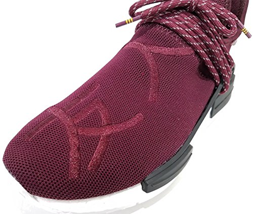 Family Casual Sneaker Women Fashion Shoes Breathable Friend Race Human Purple Lightweight Men Trail P6pwxq
