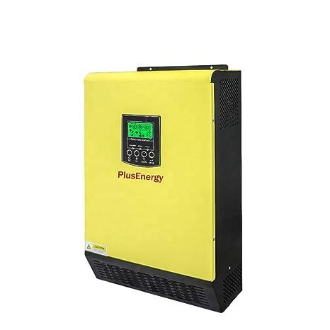Inversor Solar 5.5KW 48v híbrido Regulador 500Vdc MPPT 90A ...
