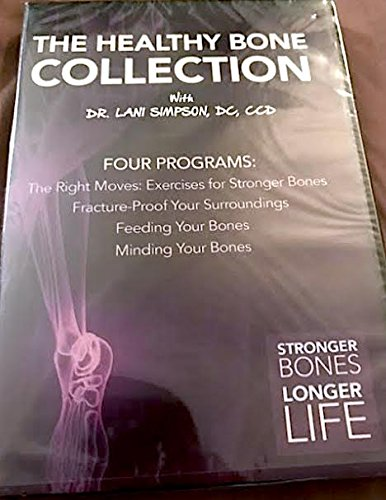 The Healthy Bone Collection (with Dr. Lani Simpson, DC, CCD)