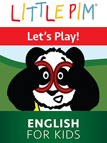 Little Pim: Let's Play! - English for Kids -