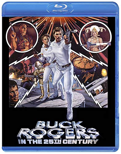 Buck Rogers in the 25th Century – Theatrical Feature [Blu-ray]