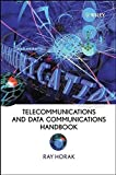 img - for Telecommunications and Data Communications Handbook by Ray Horak (2008-07-21) book / textbook / text book
