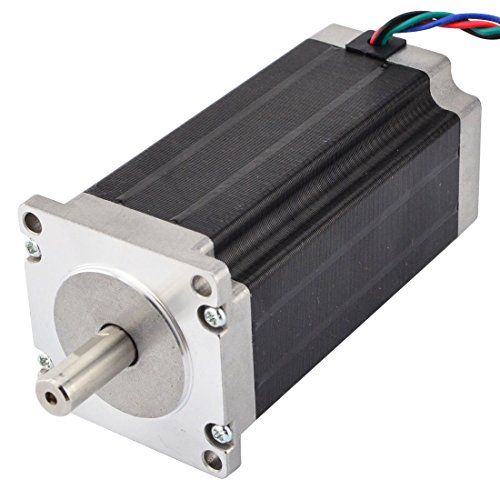 Low Current Nema 23 CNC Stepper Motor 1.8A 340oz.in/2.4Nm CNC Mill Lathe Router by STEPPERONLINE (Image #8)