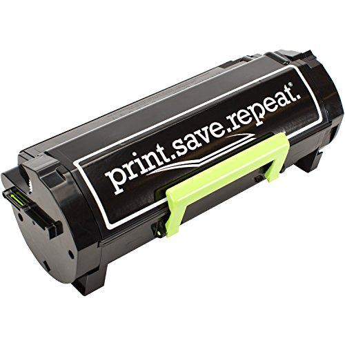 Print.Save.Repeat. Lexmark 601H High Yield Remanufactured To