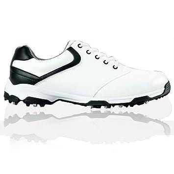 1f3981d7c91b2 Zapatos de golf para hombre con tacos de PGM. Dise ntilde o patentado con  suela