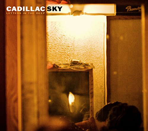 CD : Cadillac Sky - Letters In The Deep (CD)