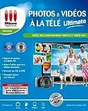 Vos Photos et Videos à la Télé Ultimate