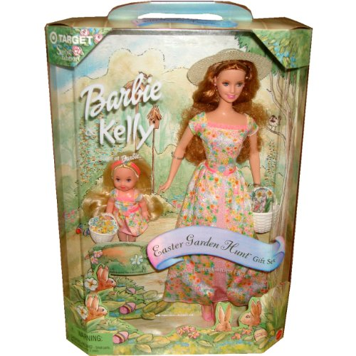 Mattel Year 2000 Exclusive Barbie and Kelly