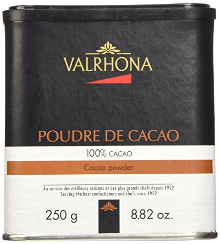 - Valrhona Pure Cocoa Powder, 8.8 oz.