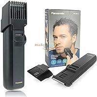 Panasonic Rechargeable Beard & Body Hair Trimmer, Black [ER2031]
