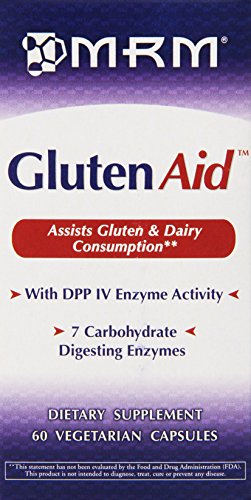MRM Gluten Free Consumption vegetarian product image