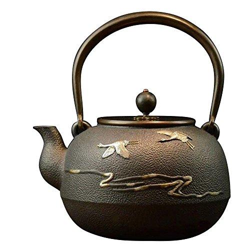 cheap cast iron teapot - 8