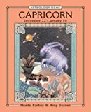 Astrology Gems Capricorn by Farber, Monte, Zerner, Amy [Sterling,2006] (Hardcover)
