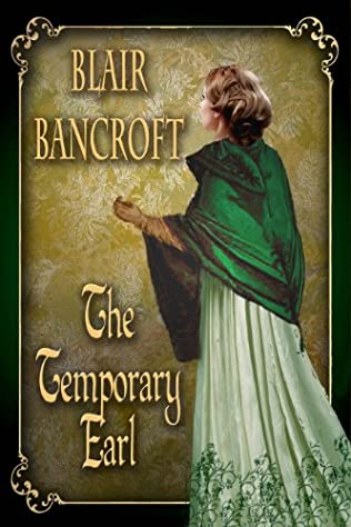 book cover of The Temporary Earl