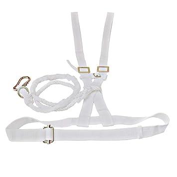 Cuerda de nailon para protección contra caídas, arnés de seguridad ...