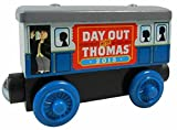 Thomas & Friends Wooden Railway Train - 2013 Day Out with Thomas Caboose Car- Loose Brand New offers