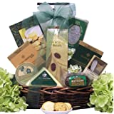 GreatArrivals Gift Baskets Tempting Cheese Delights: Gourmet Cheese Gift Basket, 2.26 Kg