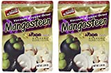 FruitKing - Vacuum Freeze Dried Mangosteen 30g. (Pack of 2)