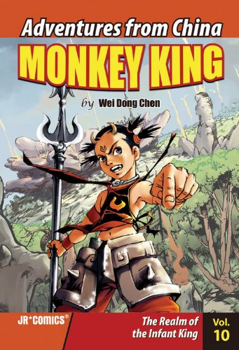 Read Online Monkey King # Volume 10 : The Realm of the Infant King ebook