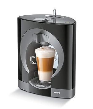 Máquina de café manual NESCAFE Dolce Gusto Oblo de alta calidad, color negro