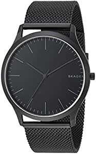 Skagen Jorn Black Stainless Steel Watch SKW6422