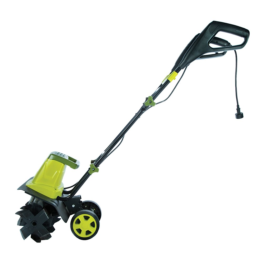 electric garden tiller. Amazon.com : Sun Joe TJ603E 16-Inch 12-Amp Electric Tiller And Cultivator Garden \u0026 Outdoor N