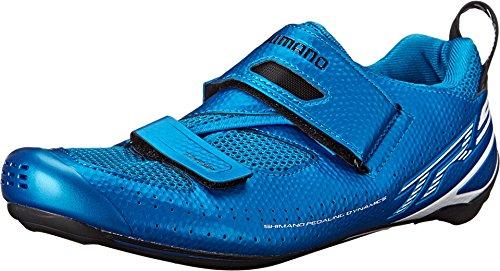 Shimano SH-TR900 Cycling Shoe – Men's Blue, 47.0