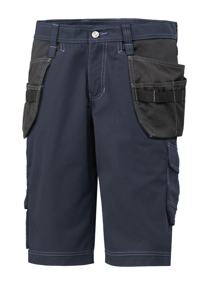 Helly Hansen 76421_999-C56 Size C56'Westham Construction' Shorts - Black/Charcoal Helly Hansen Workwear