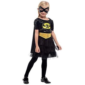 GIFT ZHIZHUXIA Traje de Batman para niños Batman Princess ...