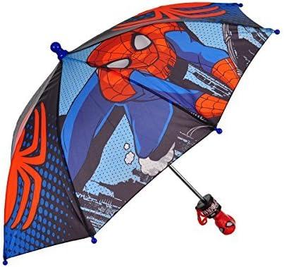 New Spiderman Toddler Umbrella Blue product image