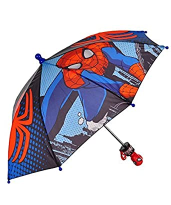 Spiderman Toddler Boy Umbrella Age 3 and up