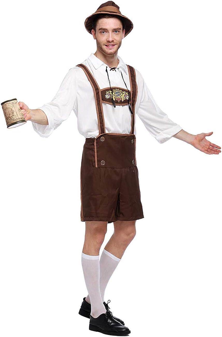 Amazon.com: Beauty Moon - Disfraz de Oktoberfest alemán ...