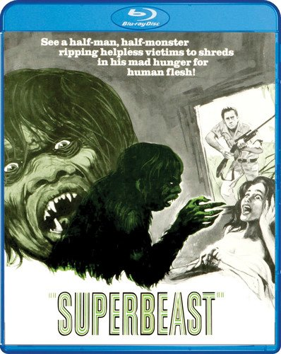 Superbeast [Blu-ray]