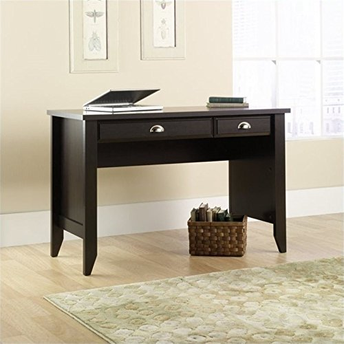 Pemberly Row Writing Desk in Jamocha Wood by Pemberly Row