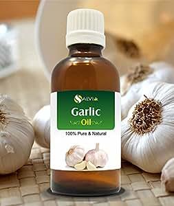 Garlic (Allium sativum) Essential Oil 100% Pure & Natural (50ml)