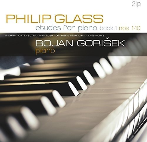 Etudes for Piano 1-10 - 2 Glasses Uk One For