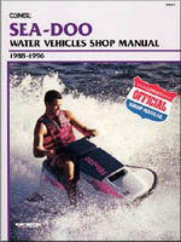 W809-3 Clymer Sea-Doo Water Vehicles 1988-1996 Shop ()