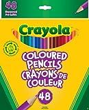 Crayola 48 Coloured Pencils