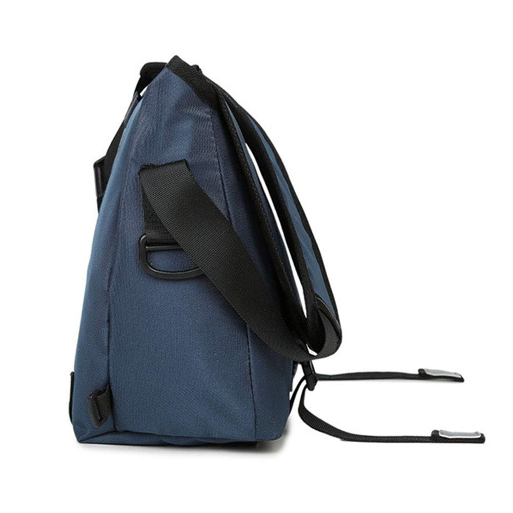 MZTYX Us Personality Messenger Bag Shoulder Bag Multi-Functional Leisure Riding Bag Outdoor Sports Bag Large-Capacity Travel Bag