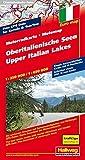 Oberitalienische Seen Motorradkarte 1 : 650 000 (Hallwag Freizeitkarten)