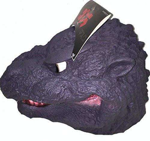 The first Godzilla Halloween, Godzilla mask ()