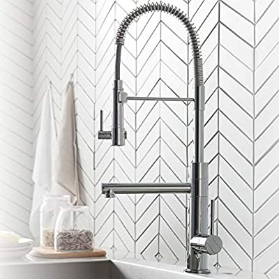 Kraus Commercial Style Pot Filler Faucet