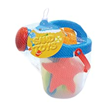 Playtek PT6047 Beach Sand Toys