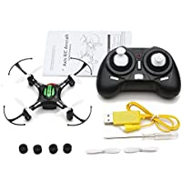 JJRC H8 Mini RC Drone Quadcopter 2.4G 4CH 6 Axis Gyro Headless Mode RTF(black)
