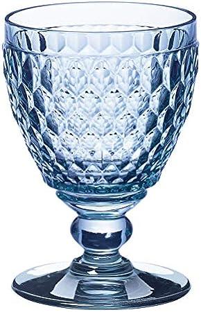 Copa de vino blanco con extravagante diseño de diamantes para los amantes del vino con estilo, Ideal
