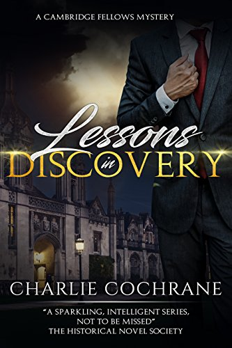 Lessons in Discovery by Charlie Cochrane | amazon.com